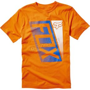 Fox Youth Orange Rochinsky T-Shirt - 19874-009-YXL