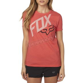 Fox Women's Strawberry Closed Circuit T-Shirt - 19171-431-L
