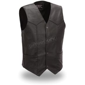 First Manufacturing Co. Black Top Shot Vest - FMM-601-BM-5X-3X