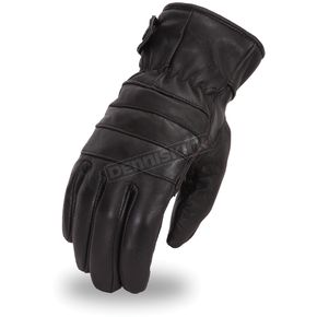 First Manufacturing Co. Black FI174GL Gloves - FI-174-GL-XL