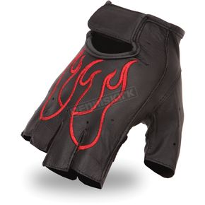 Red FI166GEL Gloves