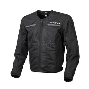 Scorpion Black Drafter II Jacket - 14203-6