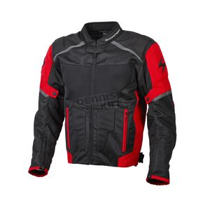 Scorpion Red Influx Jacket - 14303-5