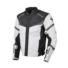 Scorpion Light Gray Phalanx Jacket - 14403-7