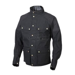 Scorpion Black Birmingham Jacket - 14501-3
