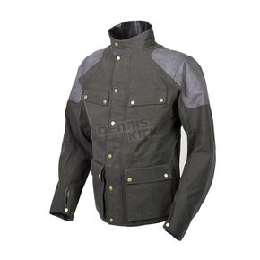 Scorpion Green Birmingham Jacket - 14502-6
