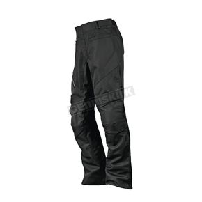 Black Drafter II Pants