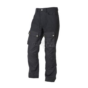 Scorpion Black Birmingham Pants - 3503-7