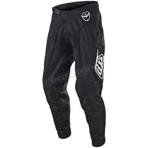 Troy Lee Designs Black SE Air Solo Pants - 202487204