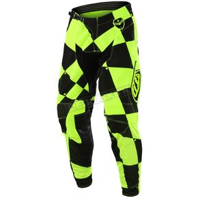 Troy Lee Designs Fluorescent Yellow/Black SE Joker Pants - 203488761