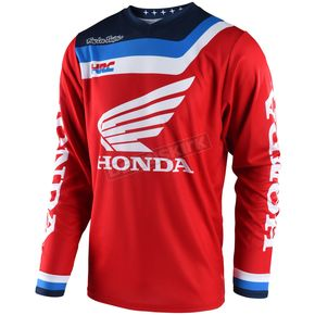 Troy Lee Designs Red GP Air Prisma Honda Jersey - 304495403
