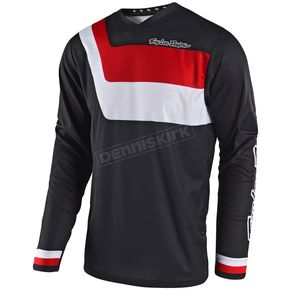 Troy Lee Designs Black GP Prisma Jersey - 307493206