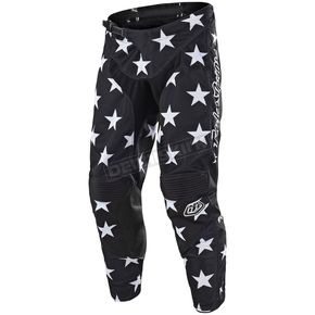 Troy Lee Designs White/Black GP Star Pants - 207497214