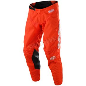 Troy Lee Designs Orange GP Mono Pants - 207487703