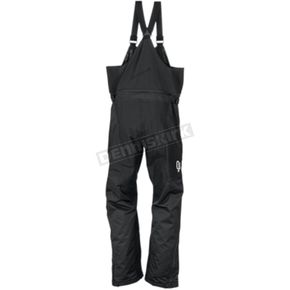 Arctiva Black Mech Insulated Bibs - 3130-1138