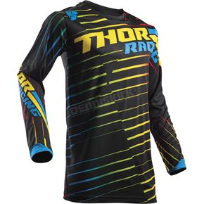 Thor Youth Multi Color Pulse Rodge Jersey - 2912-1518