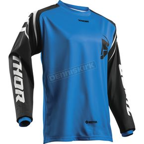 Thor Youth Blue Sector Zones Jersey  - 2912-1550