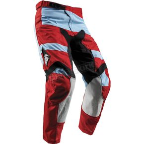 Thor Powder Blue/Red Pulse Level Pants - 2901-6482