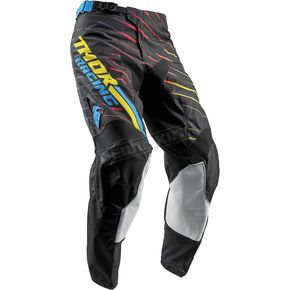 Thor Multi Color Pulse Rodge Pants - 2901-6525