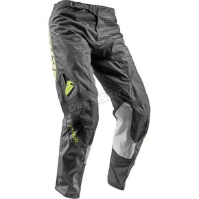 Thor Women's Gray/Lime  Pulse Dashe Pants - 2902-0214