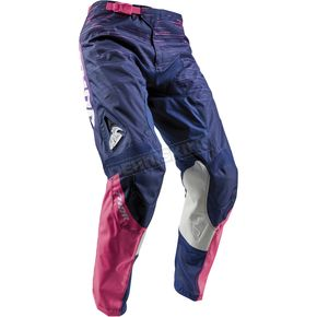 Thor  Women's Navy/Pink Pulse Dashe Pants - 2902-0221