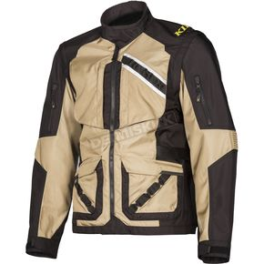 Klim Tan/Black Dakar Jacket - 3122-000-150-900
