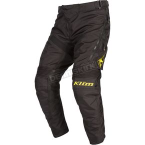Klim Black Dakar In-the-Boot Pants - 3182-003-030-000