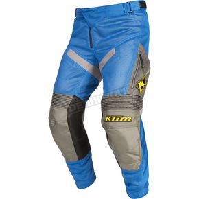 Klim Blue/Gray Mojave In-the-Boot Pants - 3183-003-030-200