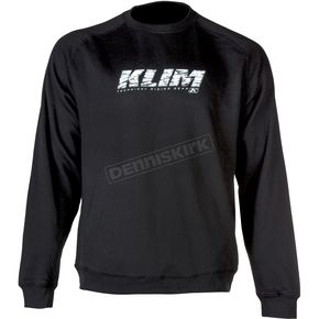 Klim Black San Andreas Sweatshirt - 3528-000-130-000