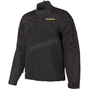 Klim Black Traverse Adventure Series Jacket - 4050-001-120-000