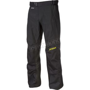 Klim Black Traverse Adventure Series Pants - 4051-001-034-000