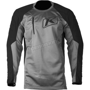 Klim Gray/Black Tactical Pro Jersey - 4055-001-120-600