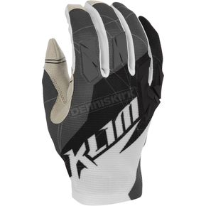 Klim Black/Gray XC Gloves - 5002-001-150-000