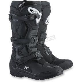 Alpinestars Black Tech 3 AT Boots - 2013118-10-8