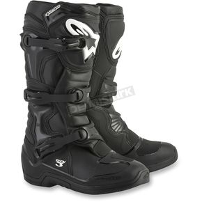 Alpinestars Black Tech 3 Boots - 2013018-10-11