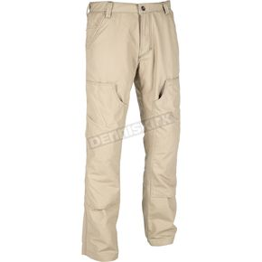 Klim Light Brown Outrider Pants - 3719-000-036-930