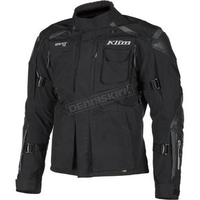 Klim Black Kodiak Touring Series Jacket - 3721-000-052-000