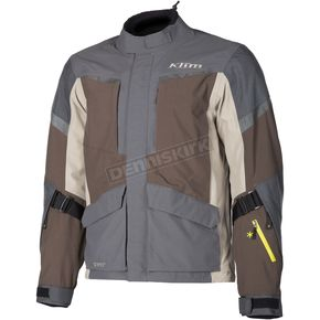 Klim Brown Carlsbad Adventure Series Jacket - 6029-001-170-900