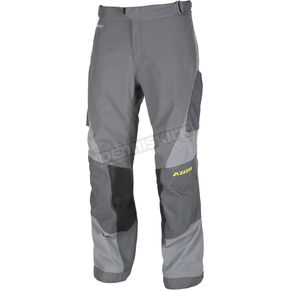 Klim Black/Gray Adventure Series Carlsbad Pants - 6030-001-238-600
