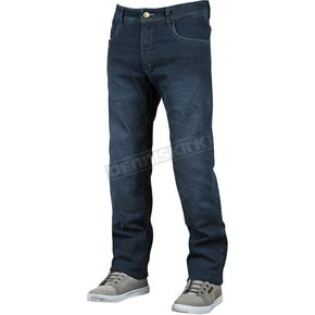 Speed and Strength Washed Blue Critical Mass Armored Jeans 34x30 - 1107-0501-3835