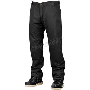 Speed and Strength Black Soul Shaker Armored Pants 30x32 - 1107-0502-0031
