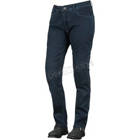 Speed and Strength Women's Indigo Blue True Romance Reinforced Jeans - 1107-1503-3709