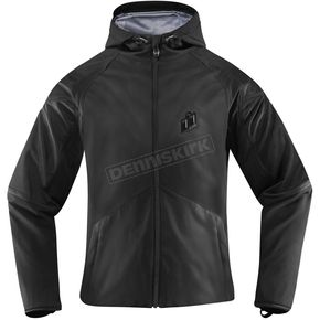 Icon Womens Merc Stealth Jacket - 2822-0937