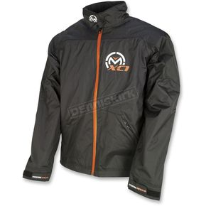 Moose Black XC1 Rain Jacket  - 2920-0503