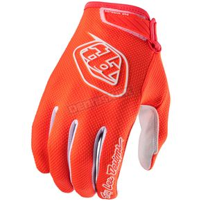 Troy Lee Designs Flo Orange Air Gloves - 404003773