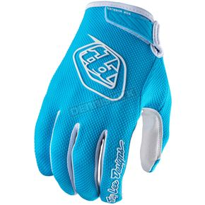 Troy Lee Designs Light Blue Air Gloves - 404003336