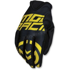 Moose Black/Yellow MX2 Gloves - 3330-4552