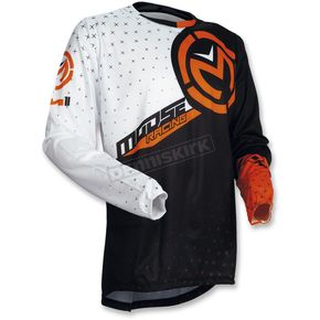 Moose Orange/Black M1 Jersey - 2910-4522