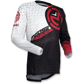 Moose Red/Black M1 Jersey - 2910-4525