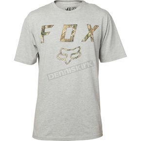 Fox Gray Realtree T-Shirt - 19489-006-S